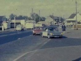A short Std 8 film showing a driving school which used Hillman Imp cars