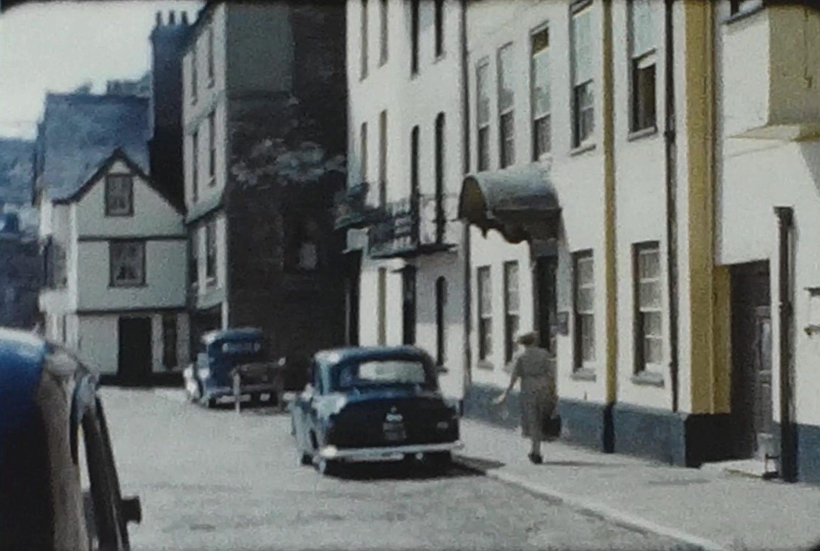A seaside town in 1959