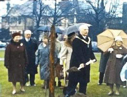Women's Cooperative Guild Ceremony c 1964