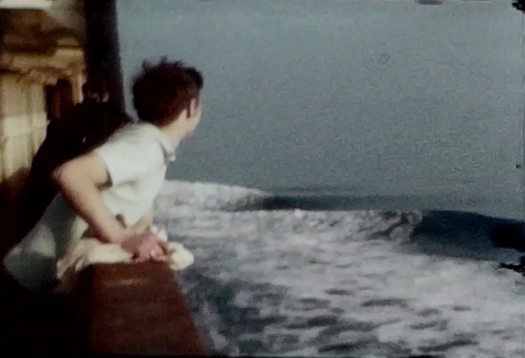 A Sea voyage on 8mm film