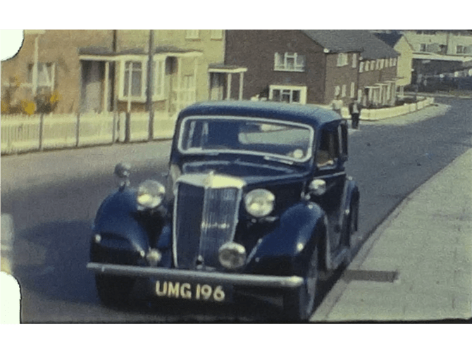 Old cars and Brighton Trip from 1963 1