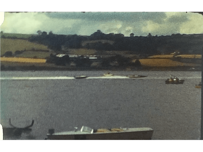 Exciting speed boat racing film from 1966 2