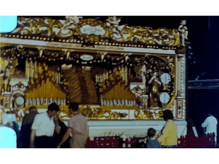 Steam Fair and Circus from 1964 1