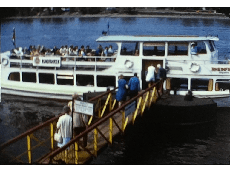 A Coach trip to the Rhine in the 1970s 2