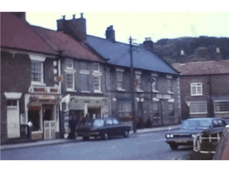 Scenes from a Yorkshire Village in about 1970 4