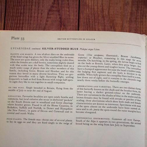 Ботаническая иллюстрация из книги 1968 года. Артикул: tcbbic_pl033