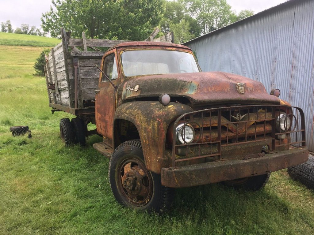 1946 Ford Stake Bed