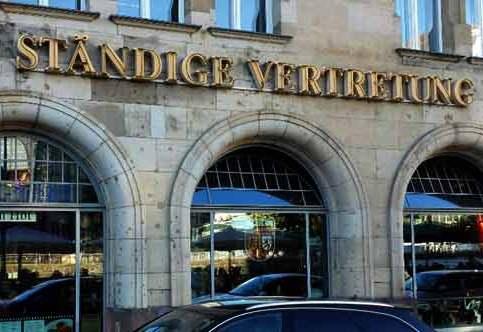 staendige vertretung in berlin