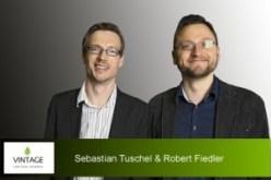 Sebastian Tuschel und Robert Fiedler