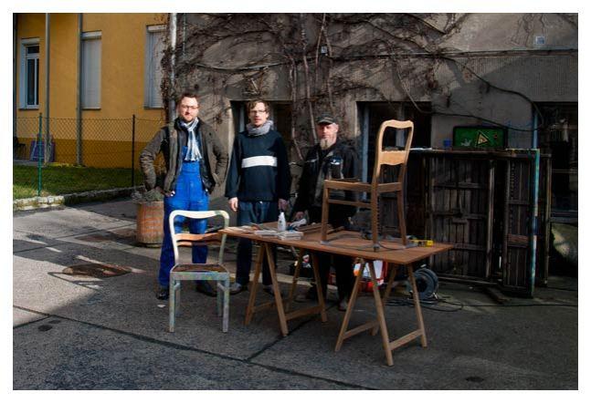 Robert, Sebastian, Andreas