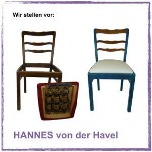 Wir stellen vor: HANNES von der Havel