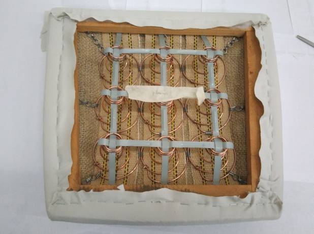 fertiges Polster