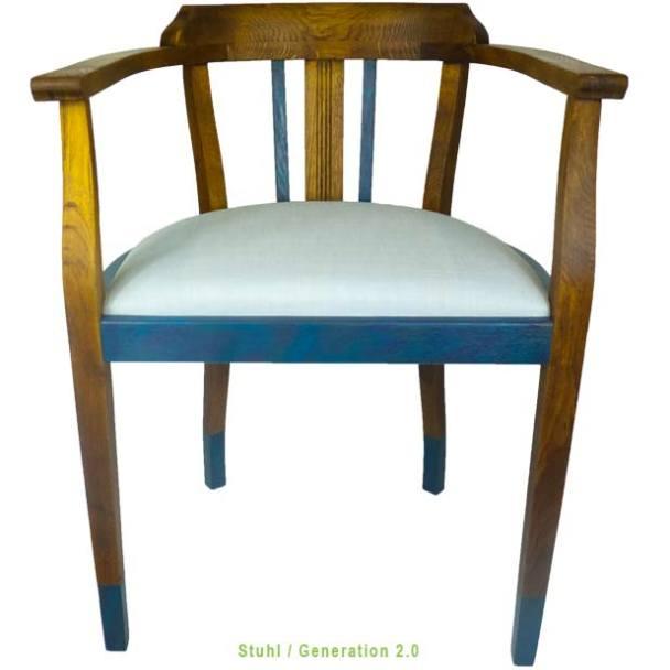 Vintage Stuhl - Eleonore von Potsdam