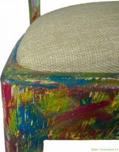 Vintage Stuhl - Seraphine von Lichtenberg