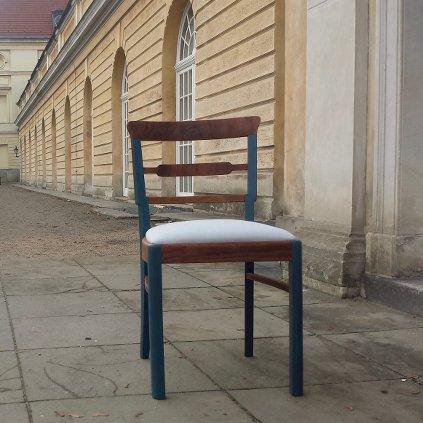 Vintage - vom Stuhl aufwärts auf der Kreativmesse deine eigenART
