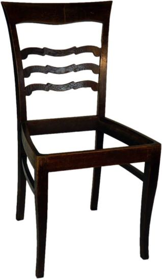 Vintage Stuhl - Charlotte-Marie