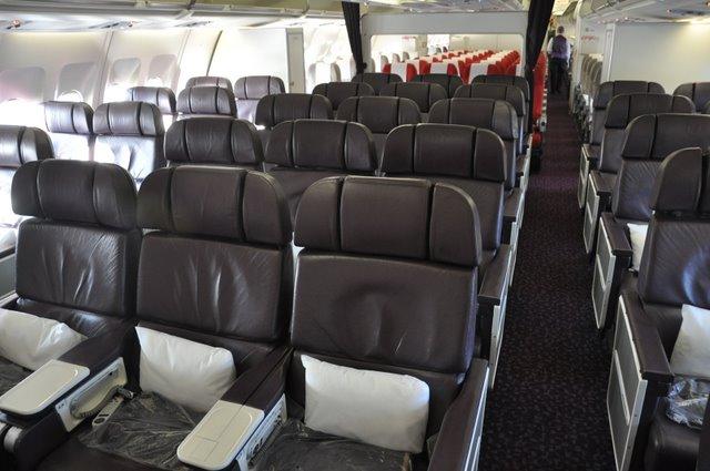 Premium Economy - Virgin Atlantic Premium Economy | Safar
