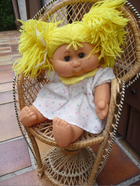 Cabbage Patch kids Poupée Patouf