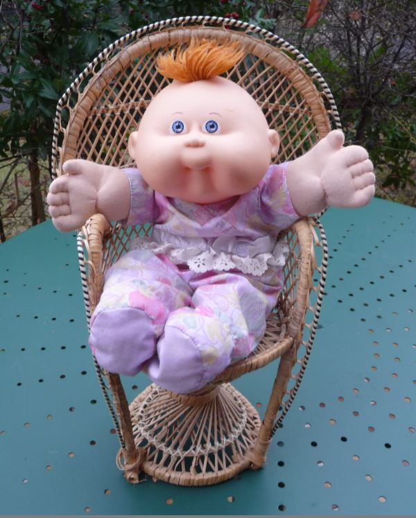 Patouf Cabbage Patch Kids
