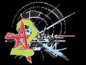 Premier logo d'antenne 2