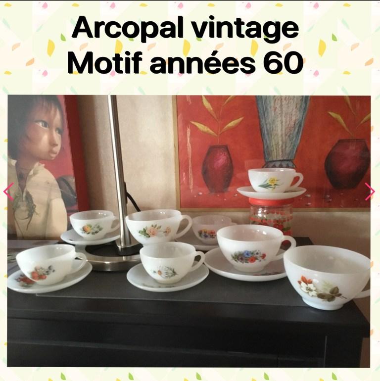 Arcopal années 60