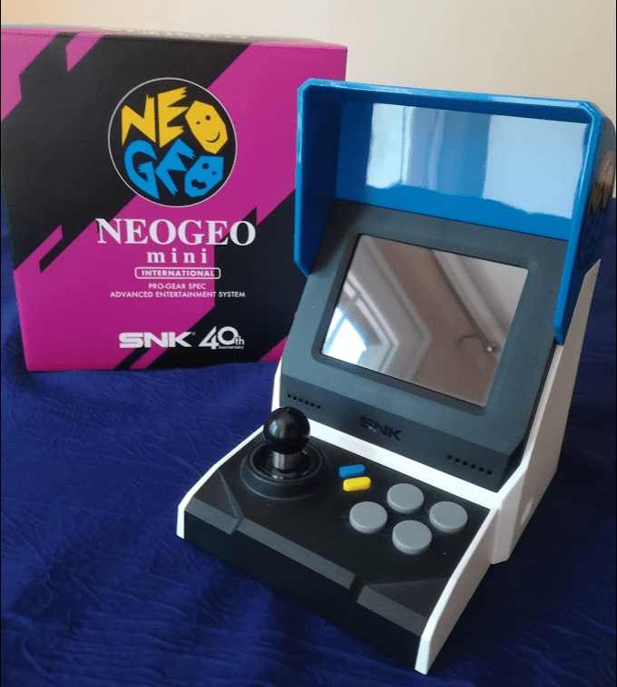 Neo Geo Mini - version International
