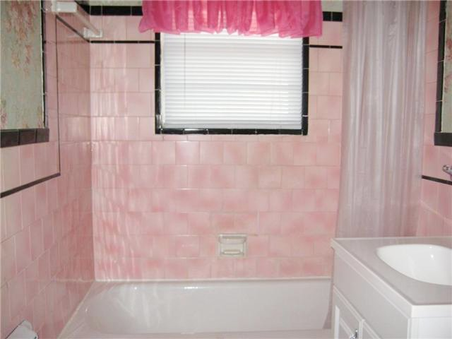 kitchen cabinets okc fruit decor pink bathroom – edition | lost in austin