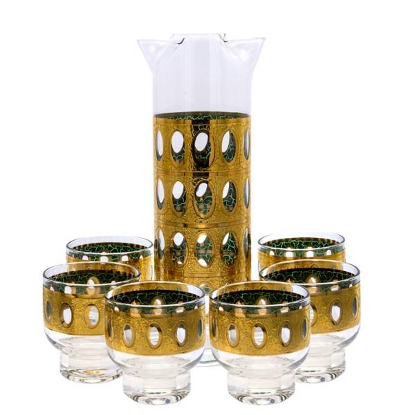 Culver Pisa Martini Set