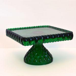 emerald square pedestal