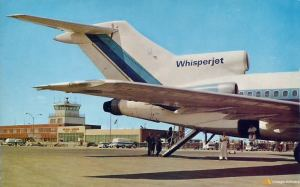 Eastern Air Lines Boeing 727 Whisperjet