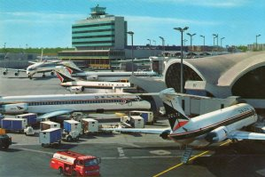 Delta Atlanta International Airport 1960s