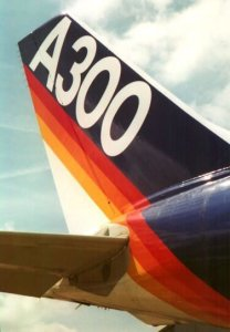 the Airbus A300