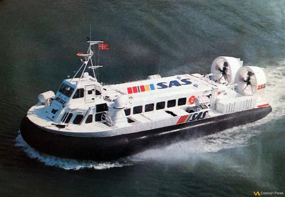 hovercraft boat catamaran