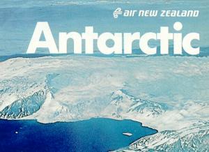 Air New Zealand, Flight 901, Mt. Erebus Disaster