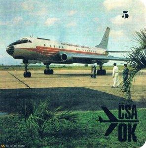 CSA Tupolev TU-124