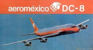 Aeromexico DC-8