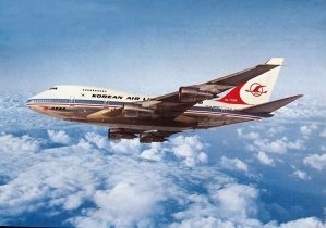Read more about the article Korean Air Lines Boeing 747SP