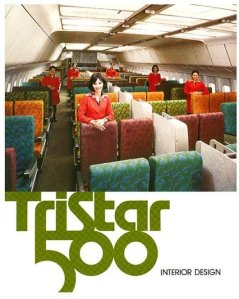 TriStar 500 Cathay Pacific Crew