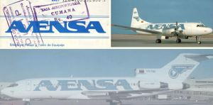 Avensa Airlines (+VIDEOS)