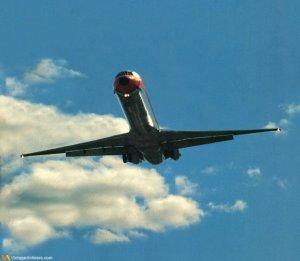 PSA Super 80 Landing San Diego