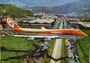 Avianca 747-124 HK-2000