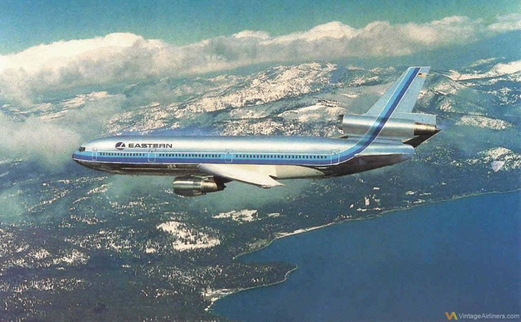 Eastern Air Lines DC-10-30