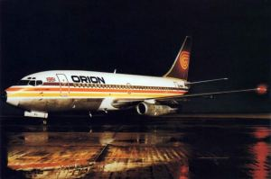 Read more about the article Orion B737