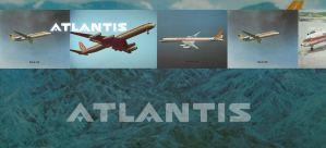Atlantis Fluggesellschaft Airlines (+VIDEO)