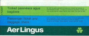 Aer Lingus Through the 70s and 80s