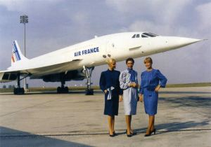 Air France, Concorde Class