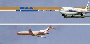 TAA (Trans Australia Airlines) in the 1980s  (+VIDEOS)