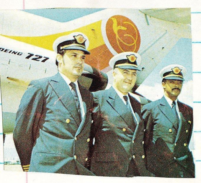 Air Jamaica Boeing 727