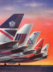 British Airways Advert, 1988