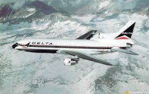 Delta Air Lines L-1011 TriStar